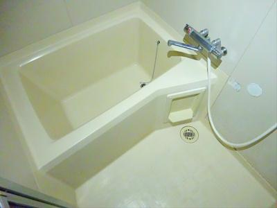 【浴室】メゾン柿の木坂