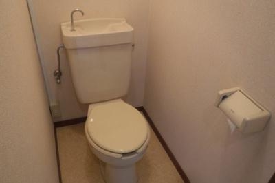 【トイレ】第一柳下コーポ