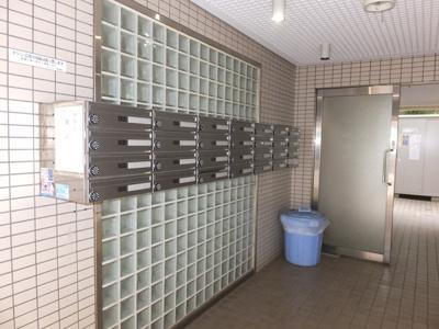 【その他共用部分】スカイコート白楽B号棟
