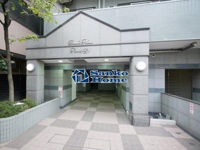 【エントランス】ダイホープラザ千駄木