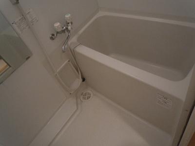 【浴室】ベイマハナ押上