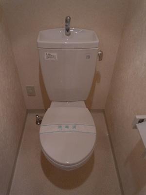【トイレ】ベイマハナ押上