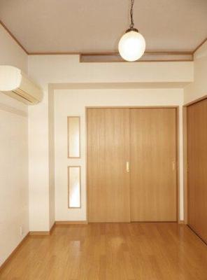 【寝室】メゾンブランシェⅡ