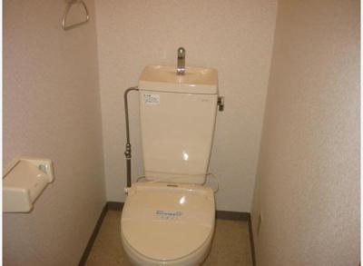 【トイレ】ウイングコート玉川