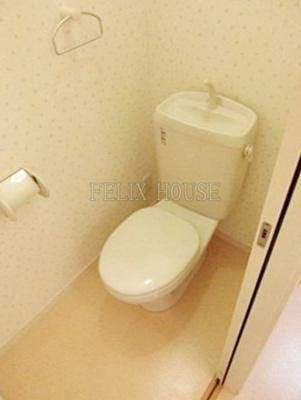 【トイレ】ヴィラージュK