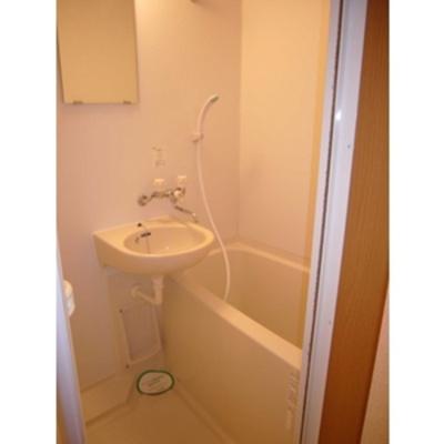 【浴室】リビオンコート