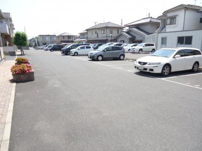 【駐車場】サザンコーポラス D棟