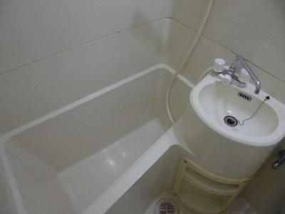 【浴室】コーポ南加賀屋