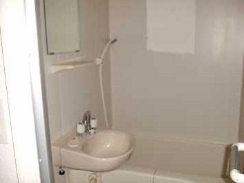 【浴室】レオパレス柴崎
