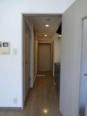 【玄関】ステージファースト三軒茶屋