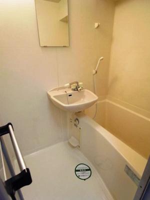 【浴室】ルーブル世田谷