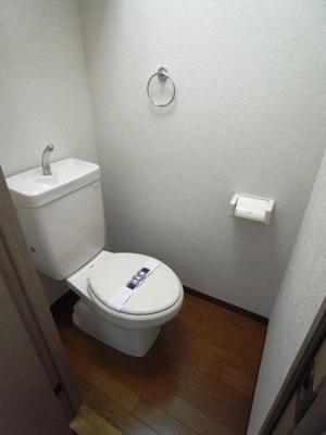 【トイレ】ルーブル世田谷