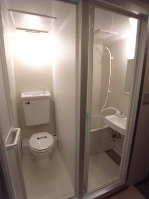 【トイレ】等々力ホームズ