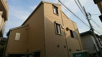 京浜急行線「平和島駅」徒歩3分の駅近物件です。