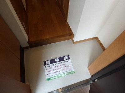 【玄関】ドルチェ代々木