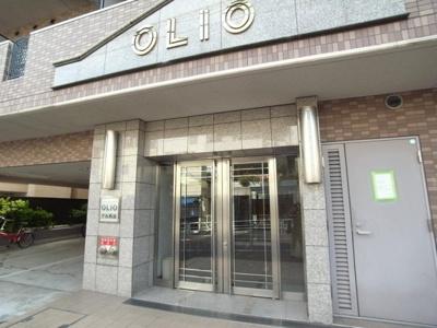 【エントランス】OLIO渋谷西原