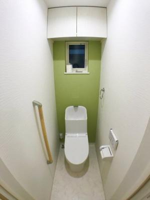 1階トイレの写真になります♪