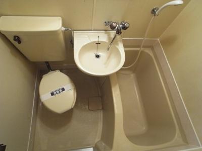 【浴室】メゾン・ド・ジャンティエース