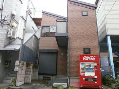 東急多摩川線「武蔵新田駅」徒歩8分です。