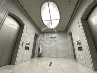 大阪第一生命ビルディング エレベーターホール