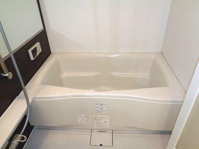 【浴室】ダイアパレス植物園南 壱番館