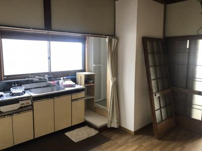 【キッチン】一津屋2丁目貸家