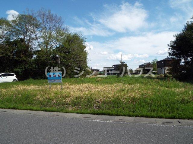 【外観】加須市戸室 売地