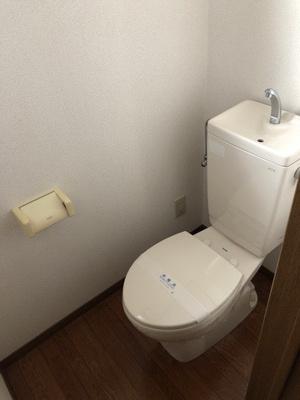 【トイレ】かぼちゃハウス85