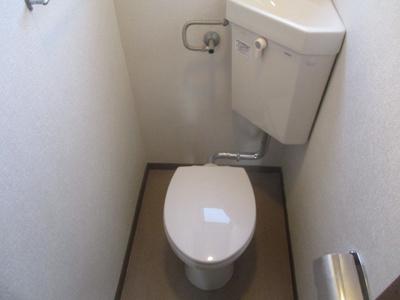 【トイレ】住之江パークハイツ