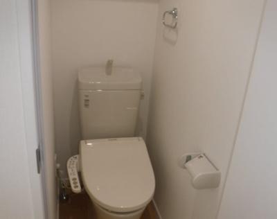【トイレ】フェリスラビット