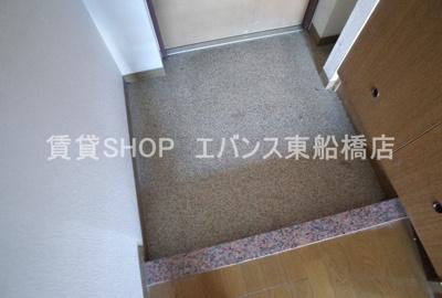 【玄関】ソレイユ華