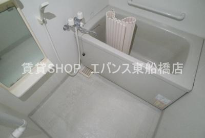【浴室】ソレイユ華