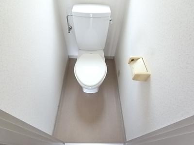【トイレ】メゾンド長島Ⅱ