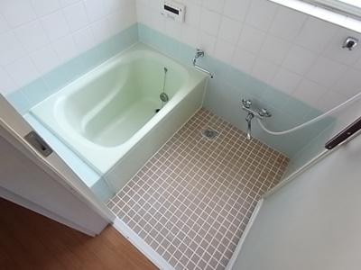 【浴室】メゾンド長島Ⅱ
