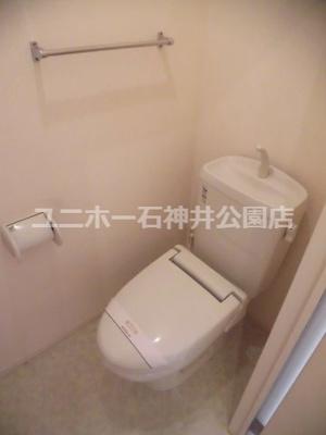 【トイレ】ルメルシエ