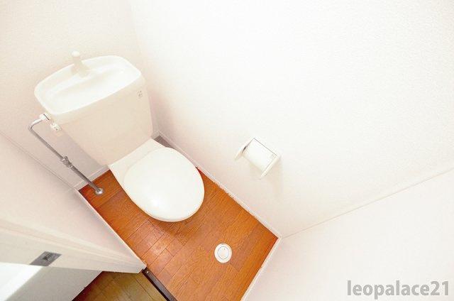 【トイレ】レオパレスグレシア