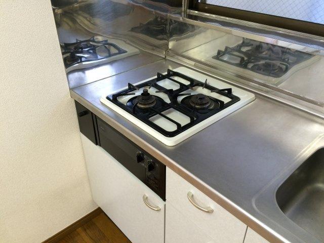 【キッチン】四ツ谷 戸建
