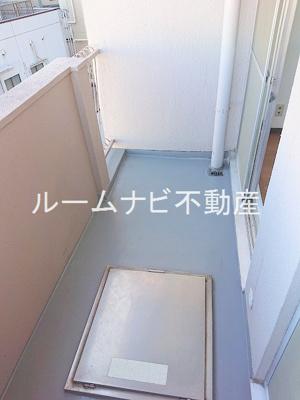 【バルコニー】小豆沢ローズハイム