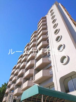 【外観】小豆沢ローズハイム