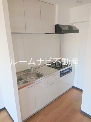 【キッチン】小豆沢ローズハイム