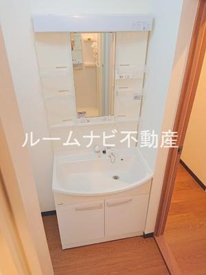 【独立洗面台】小豆沢ローズハイム