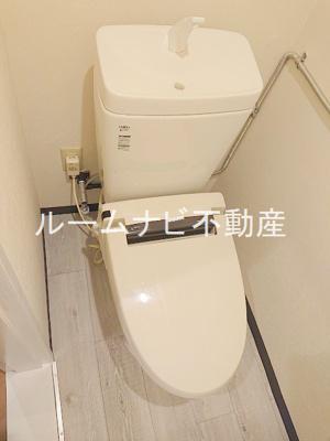 【トイレ】小豆沢ローズハイム