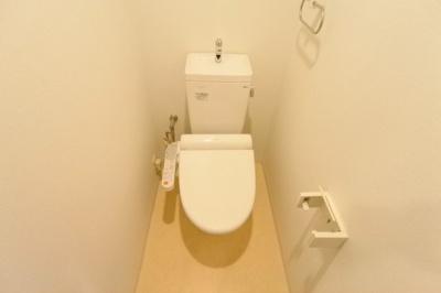 【トイレ】プルミエール南本町
