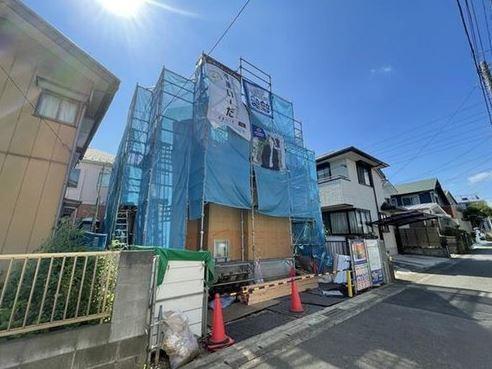 敷地約37坪!4LDK+カースペース!旭区川島町新築戸建の画像