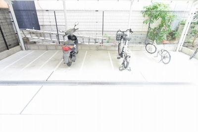 【駐車場】リンクス大阪城SOUTHレジデンス