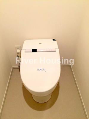 【トイレ】パークハビオ東中野