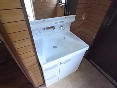 【独立洗面台】タマナ仁戸名戸建貸家