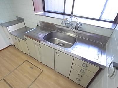 【キッチン】タマナ仁戸名戸建貸家