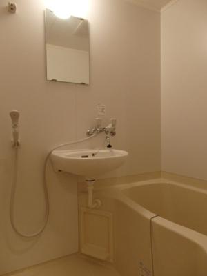 【浴室】マノワールパリイン