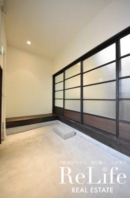 【展望】Tanimachi6Teracce-谷町六丁目テラスハウス-